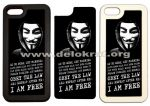 "- Чехол для iPhone 5 ""Anonymous"""