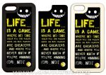"- Чехол для iPhone 5 ""Life is..."""